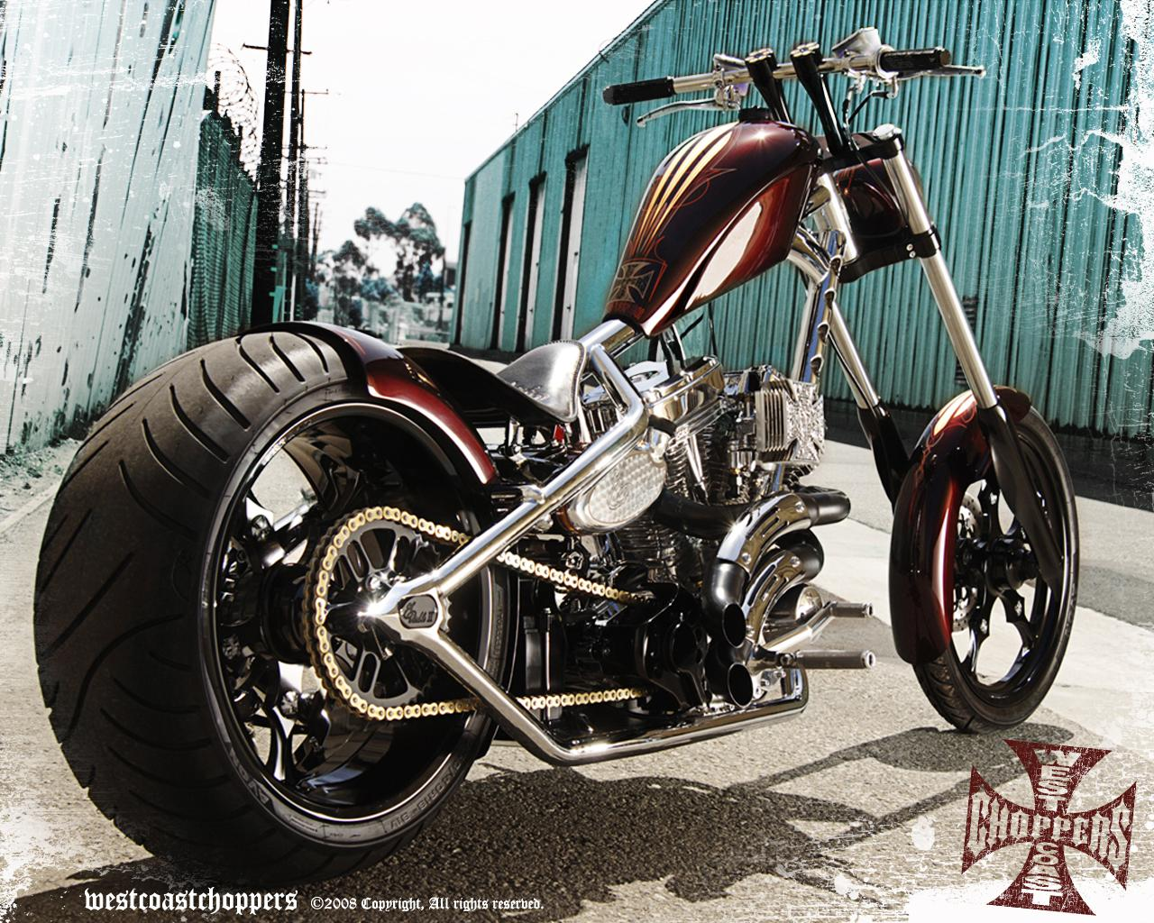 Mean Red Chopper Wallpapers Mean Red Chopper Myspace Backgrounds 1280x1024