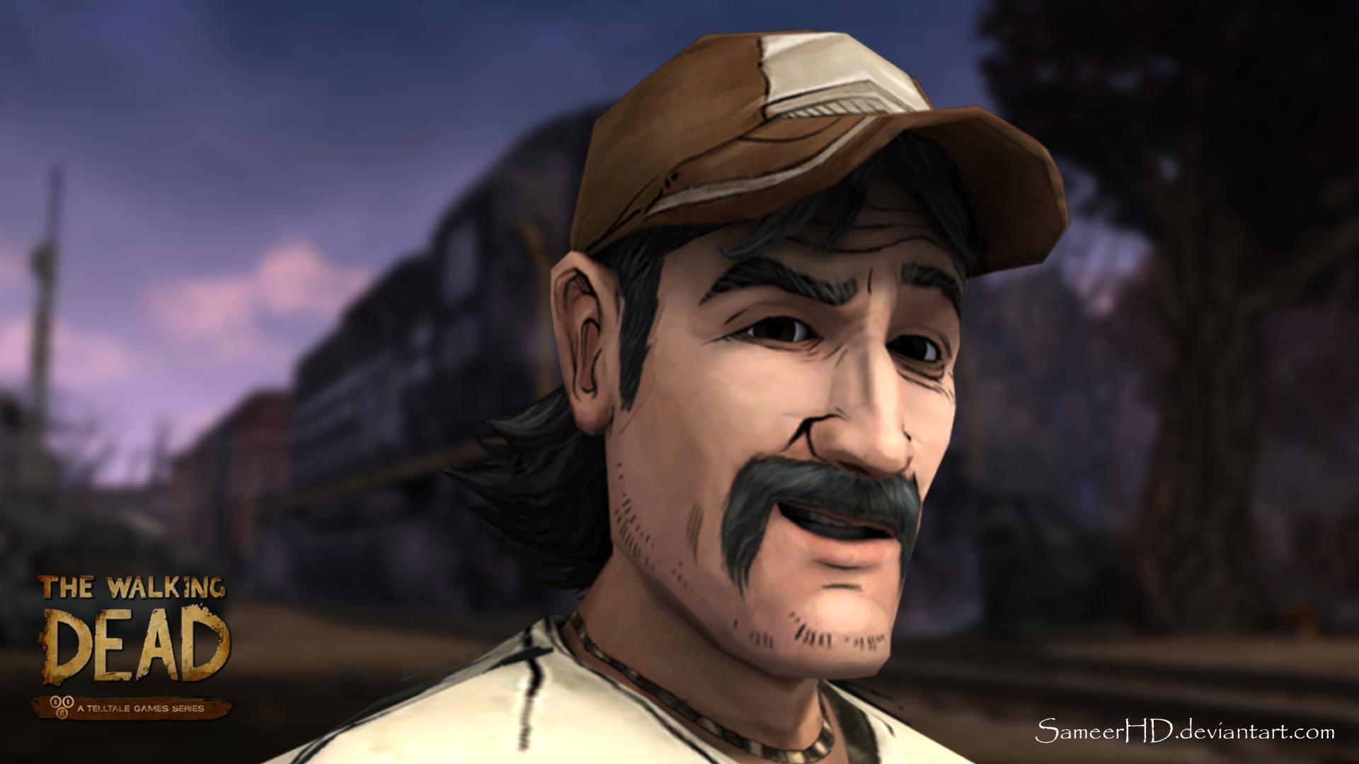 The Walking Dead Game Kenny Wallpaper by SameerHD 1920x1080