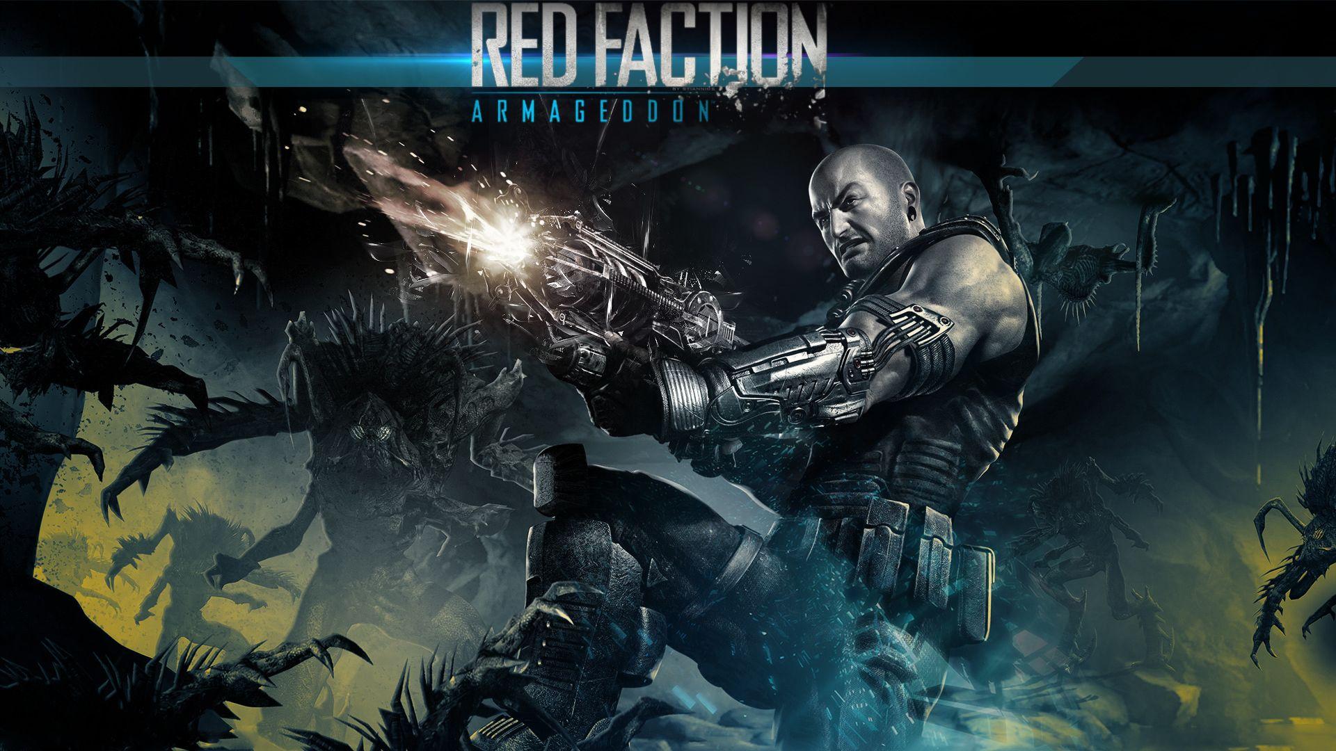 Pin Red Faction Armageddon Desktop Wallpaper Nr 59846 By Stiannius on ...