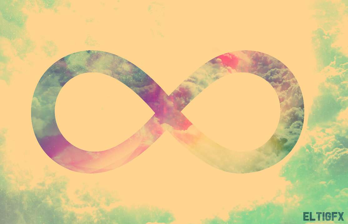 Infinity Symbol Wallpapers - WallpaperSafari