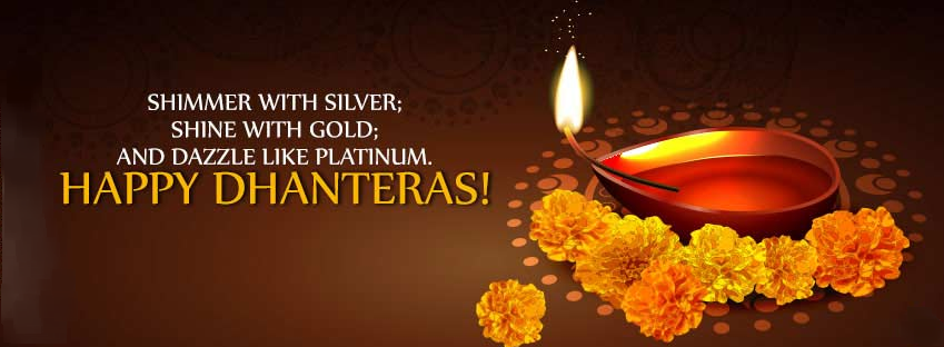 Happy Dhanteras 2014 HD Wallpapers Web Photo Gallery 849x312