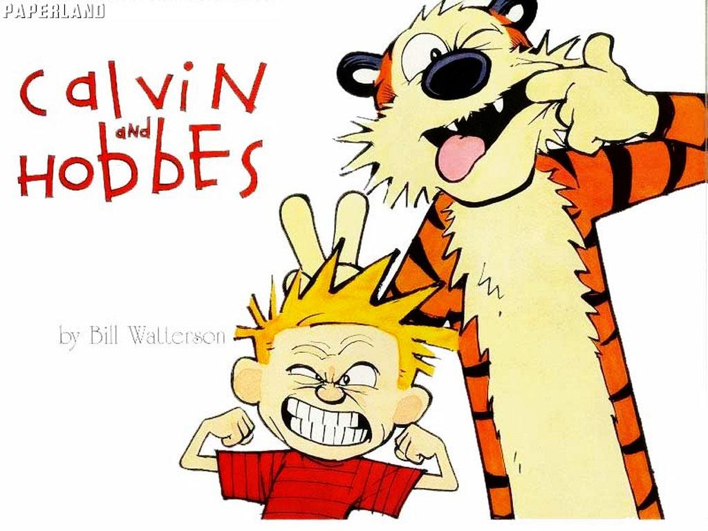 Calvin Hobbes   Calvin Hobbes Wallpaper 116942 1024x768