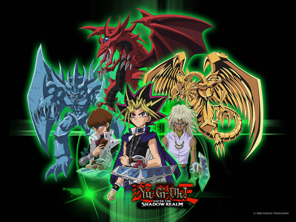 Yu gi oh Wallpapers and Backgrounds 1024x768