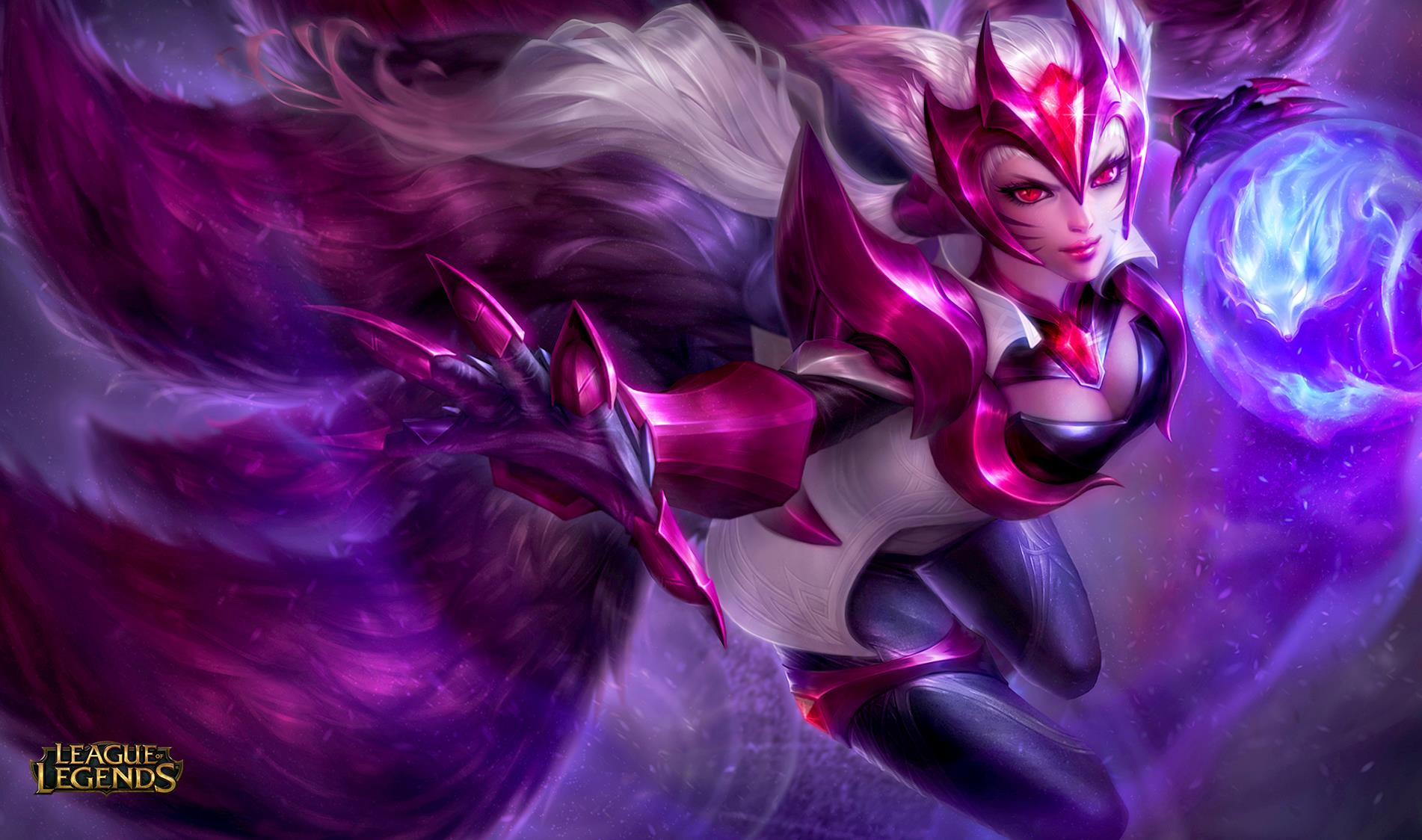 Challenger Ahri   League of Legends Wallpapers 1902x1124