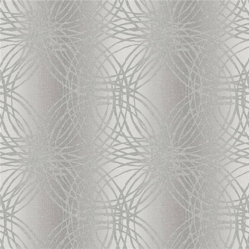 Silver grey wallpaper wallpapersafari for Black and grey wallpaper designs