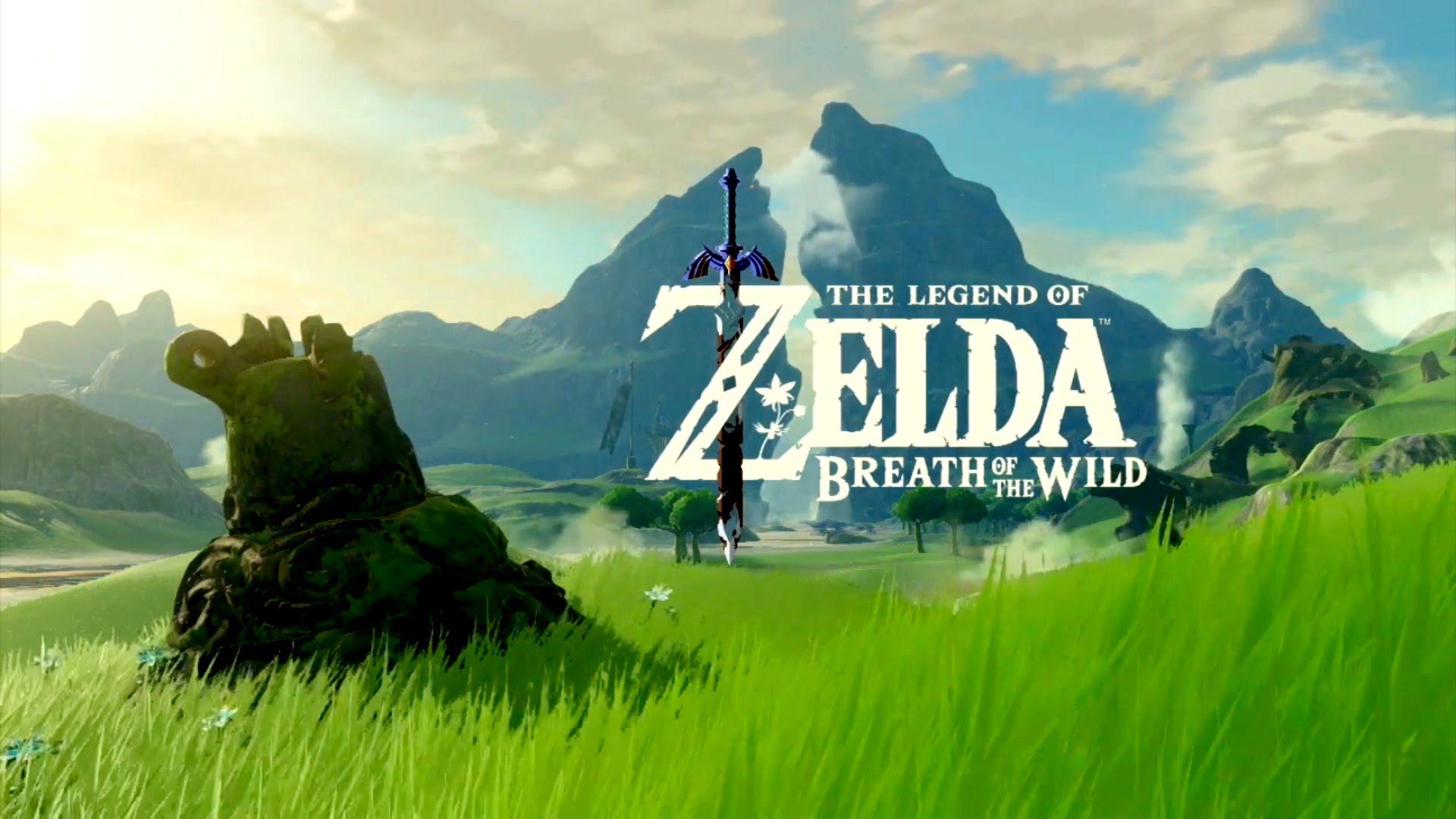 Free Download The Legend Of Zelda Breath Of The Wild Masa Szczegw