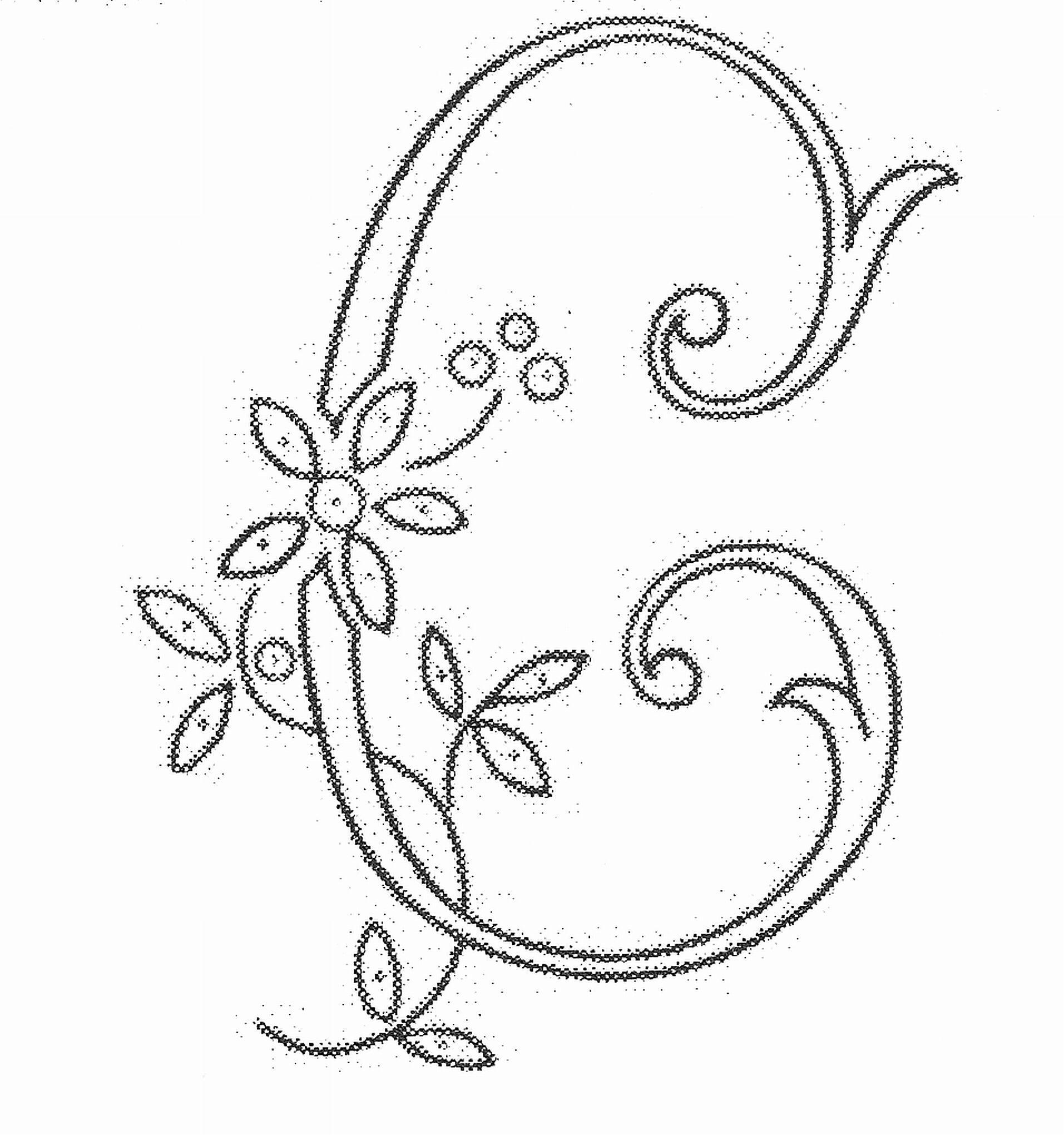 Letter C Monogram Wallpaper - WallpaperSafari