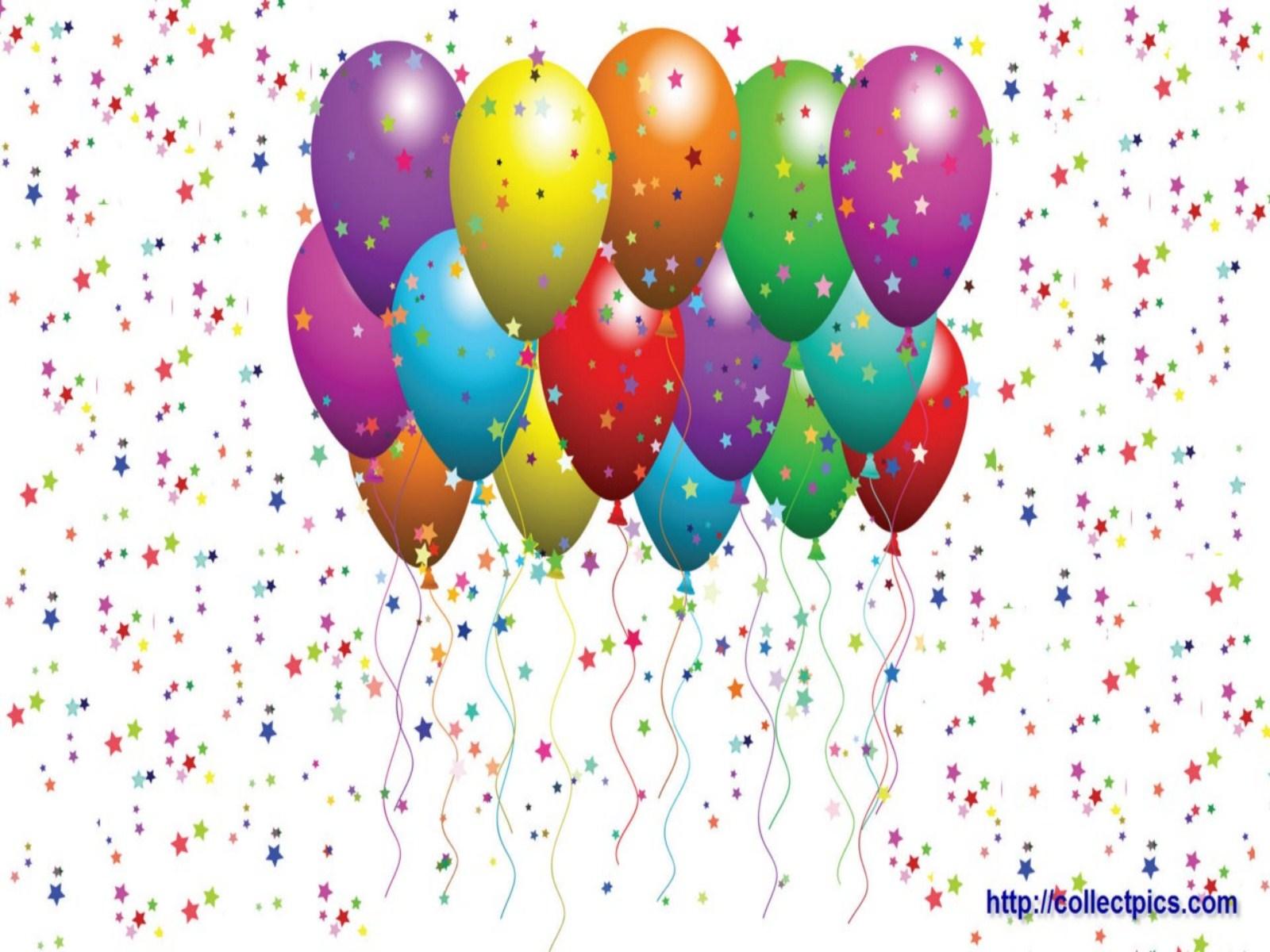 Birthday Balloon Pictures Wallpaper 1600x1200 270764 1600x1200
