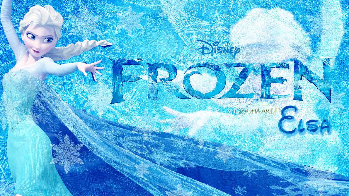 Elsa of Disney Frozen wallpaper by Shofia kim13 1191x670