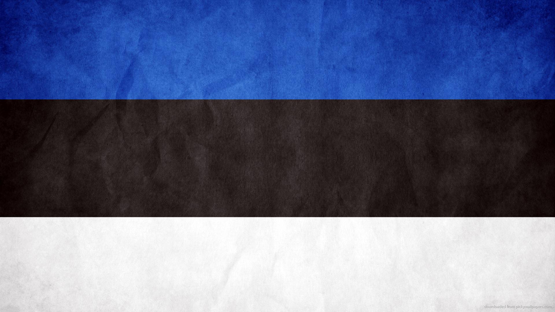 Flag Of Estonia Wallpapers   DodoWallpaper 1920x1080