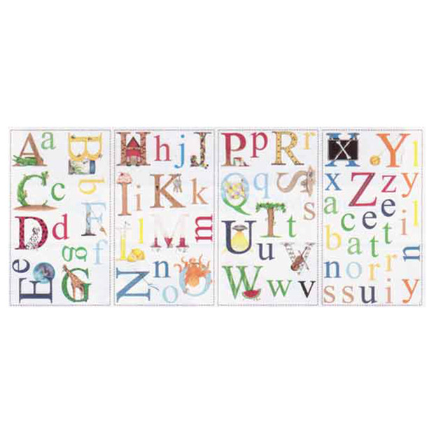 RoomMates Peel Stick Wall Decals   Alphabet Target Australia 620x620
