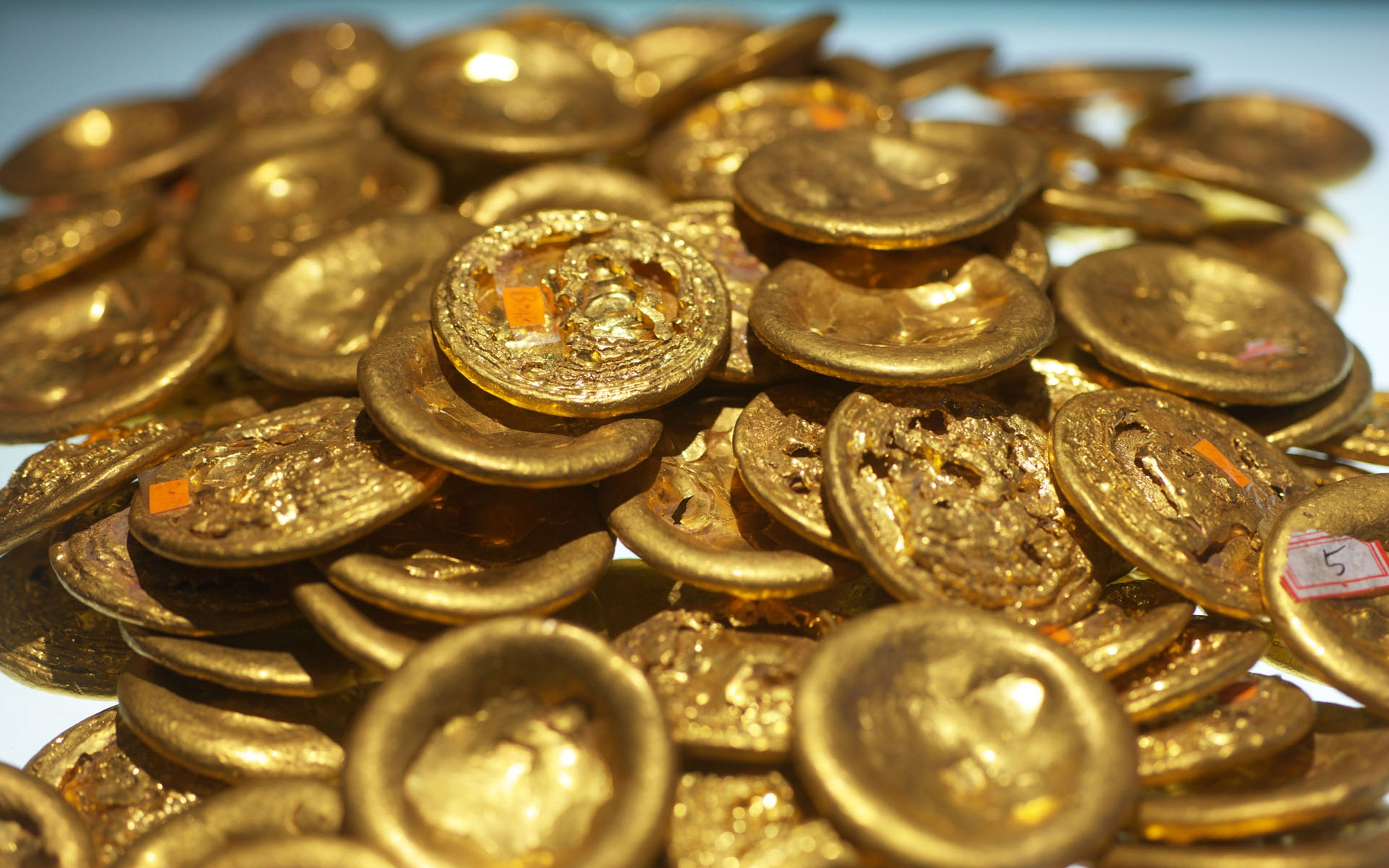 Chinese Gold Coins wallpapers Chinese Gold Coins stock photos 1920x1200
