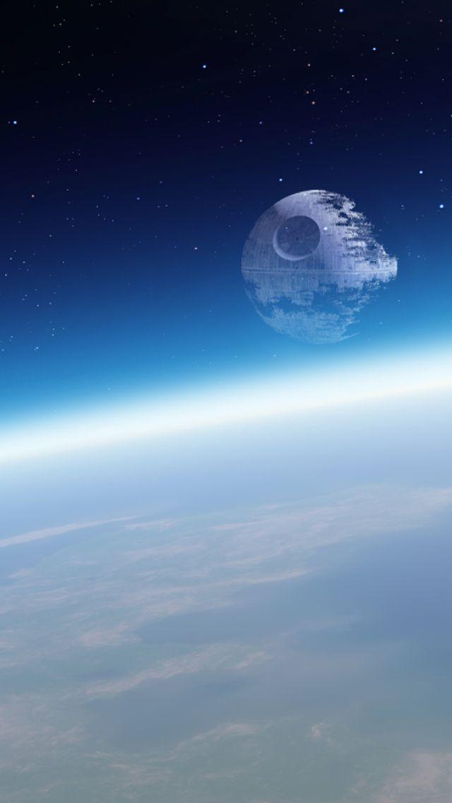 Death Star iPhone Wallpaper Pinterest 640x1136