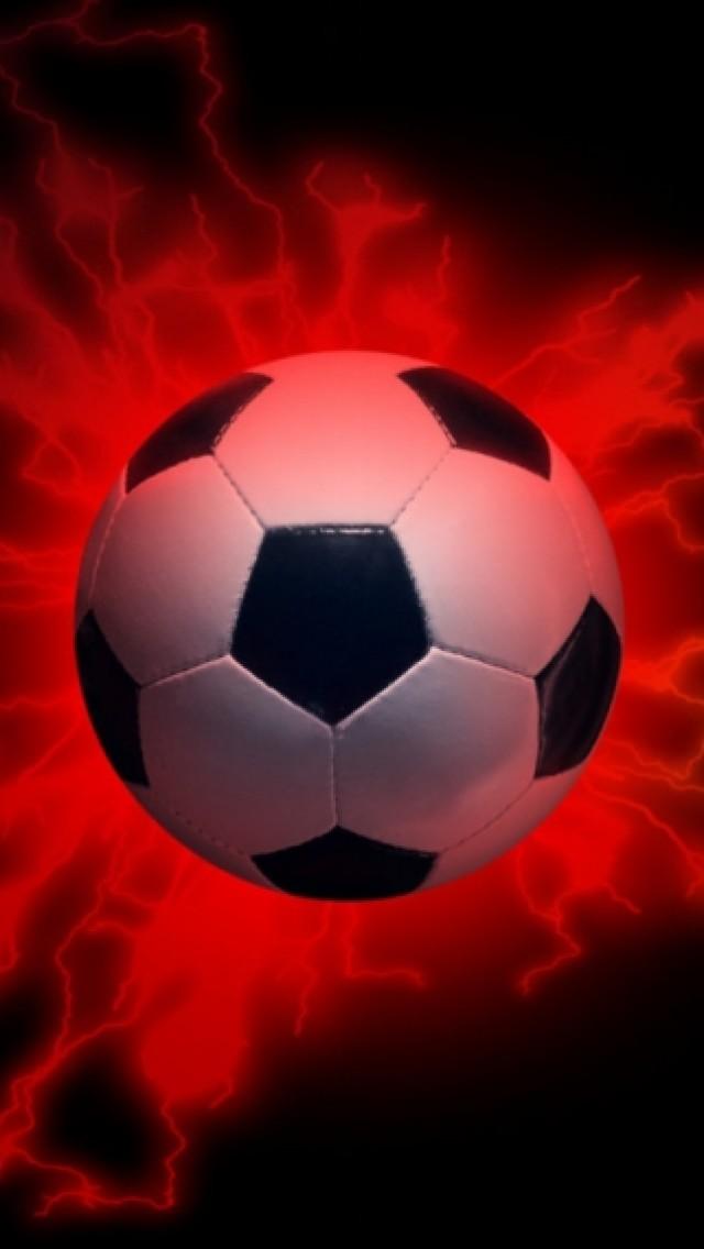 Cool Soccer Ball Wallpaper - WallpaperSafari