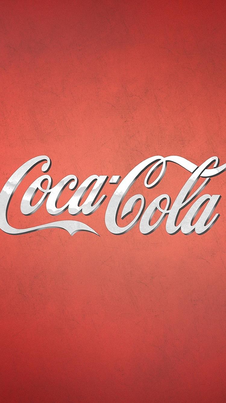 Coca Cola Retro Ad iPhone 6 Wallpaper iPod Wallpaper HD 750x1334