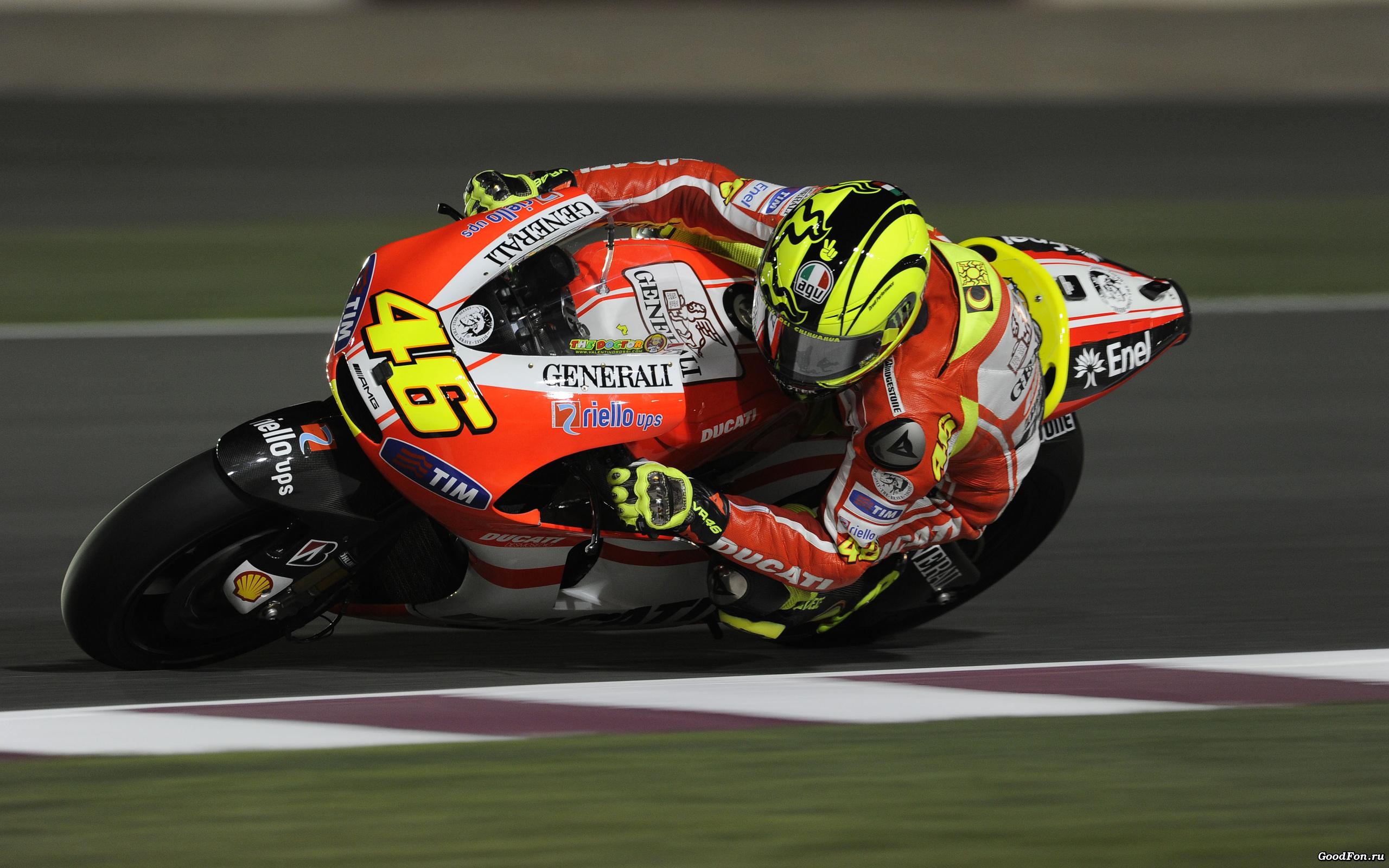 motorcycle valentino rossi motogp race moto bike Wallpapers 2560x1600