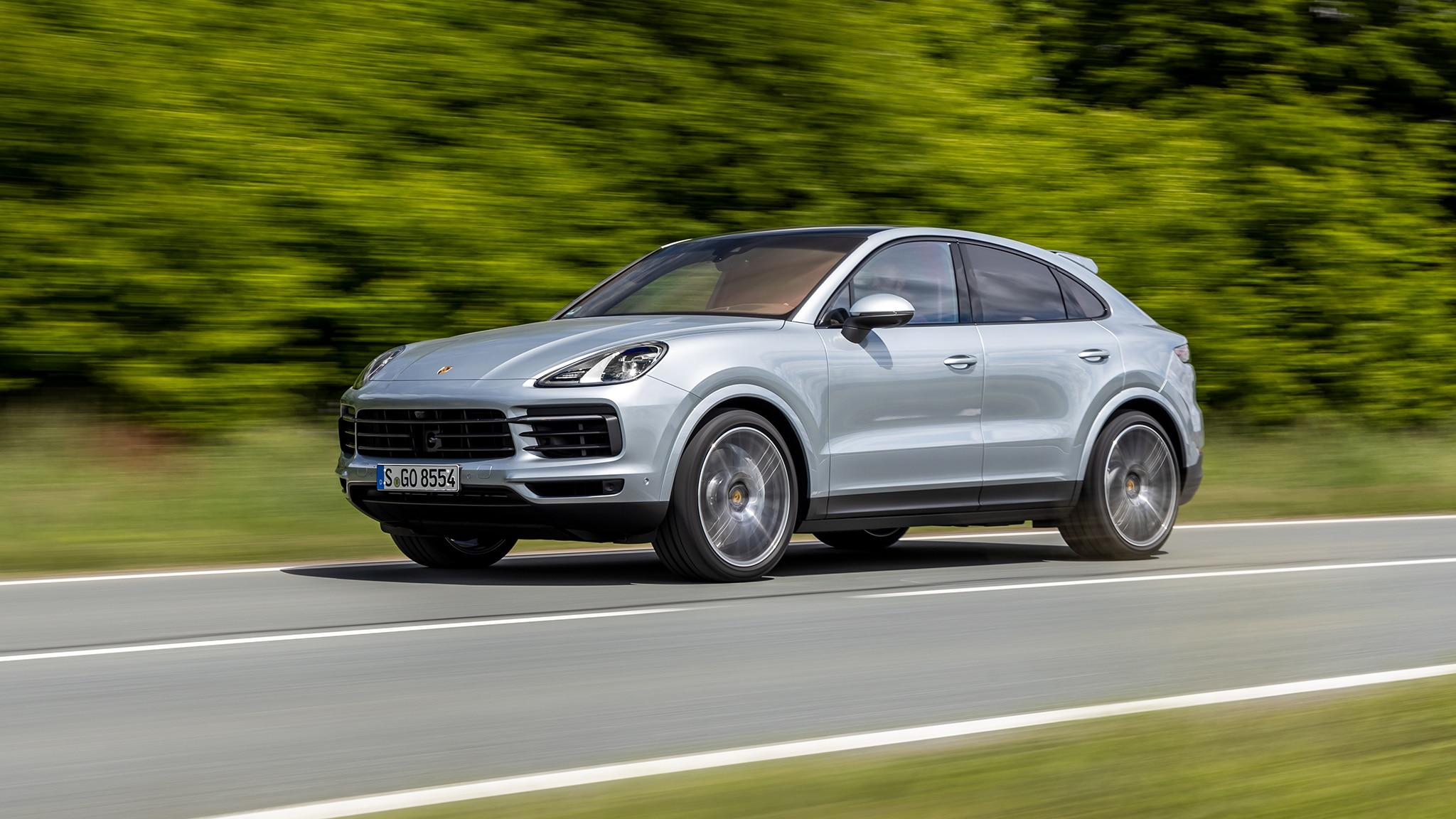 2020 Porsche Cayenne Coupe First Drive Review Hulked Up Hot Hatch 2048x1152
