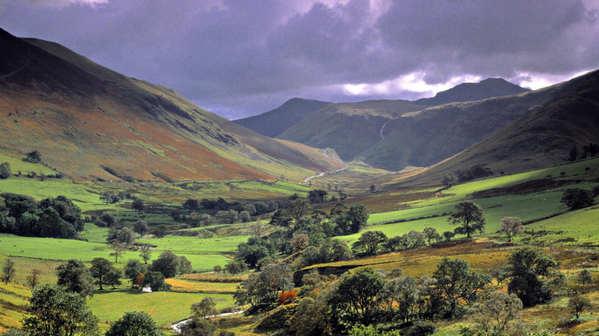 Lake District England wallpaper   136988 1920x1080