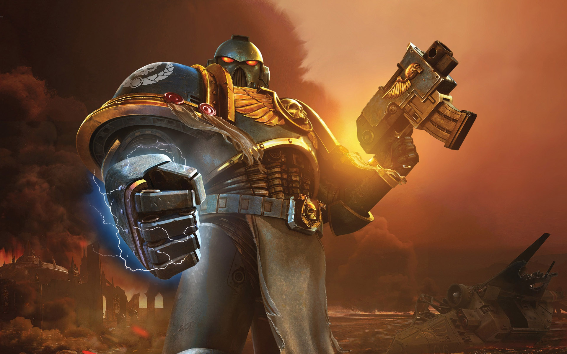 Warhammer Space Marine Wallpapers HD Wallpapers 1920x1200