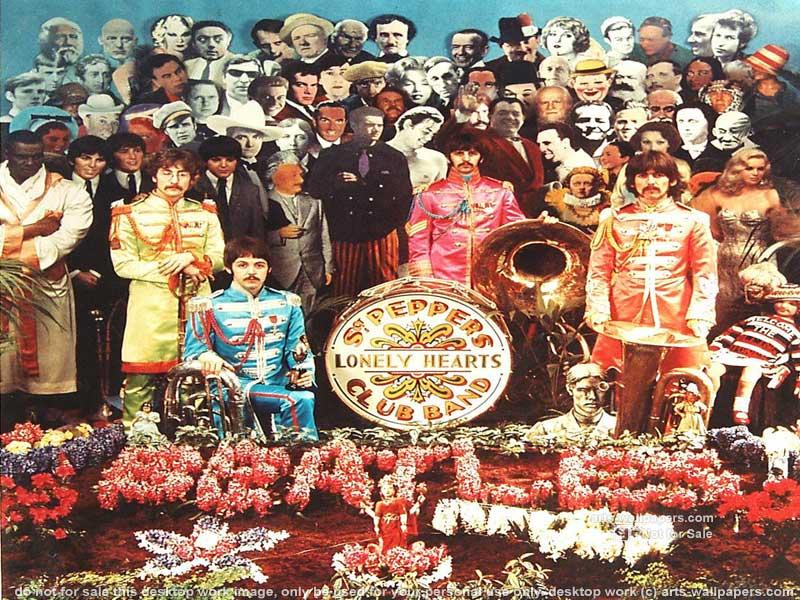 Sgt Peppers Wallpaper Wallpapersafari