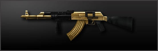 Guns Wallpaper Ak47 Gold Images Pictures Becuo 554x180