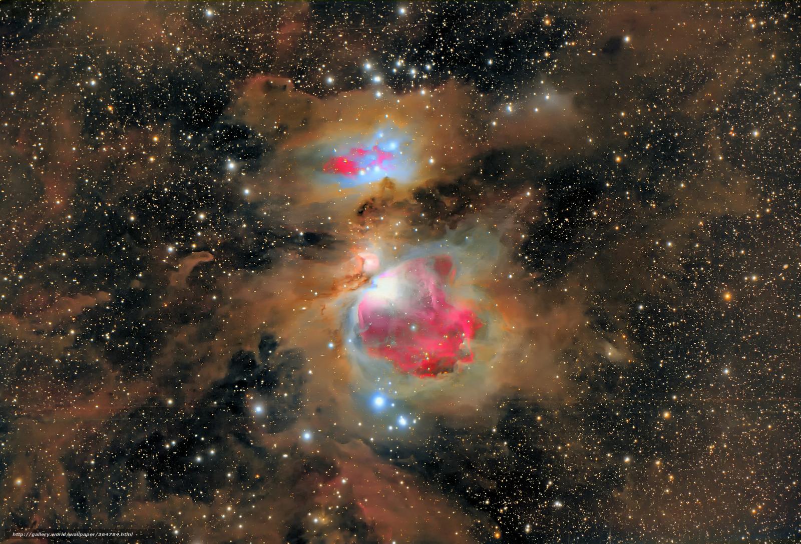 wallpaper Orion constellation nebula dust desktop wallpaper 1600x1087
