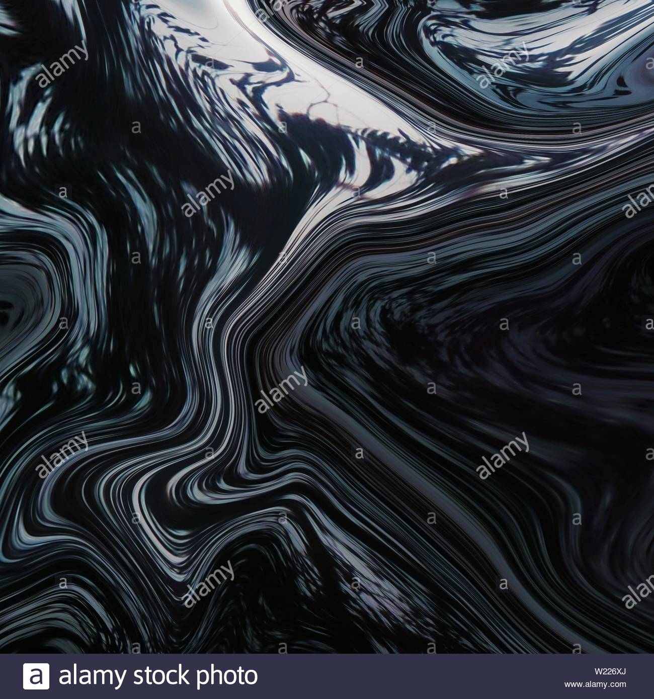 An oil paint cool mixup of white and black colors   perfect cool 1300x1390