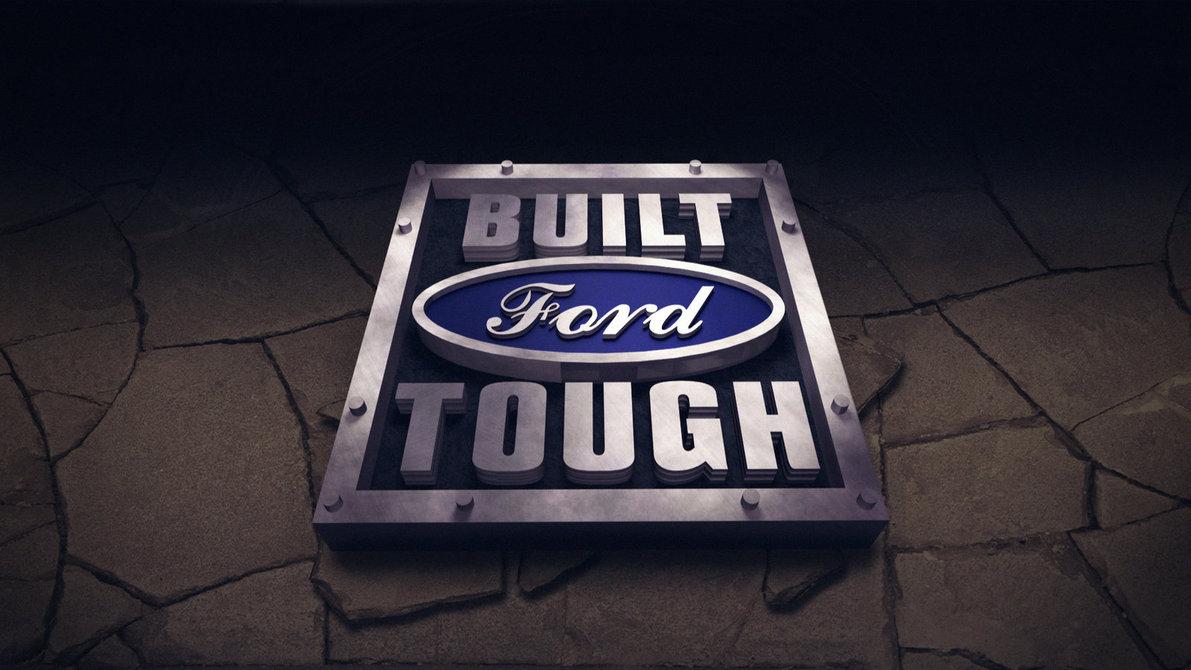 Free Download Built Ford Tough Photoshop Cs6 By Warrencarr 1191x670 For Your Desktop Mobile Tablet Explore 50 Ford Emblem Wallpaper Ford Logo Wallpaper Ford Wallpapers For Desktop