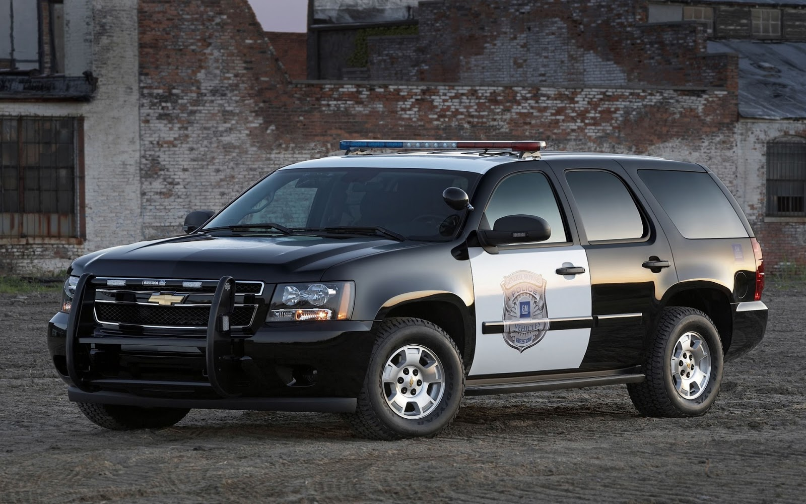 HD Car Wallpapers Chevrolet Jeep Police Wallpapers 1600x1000