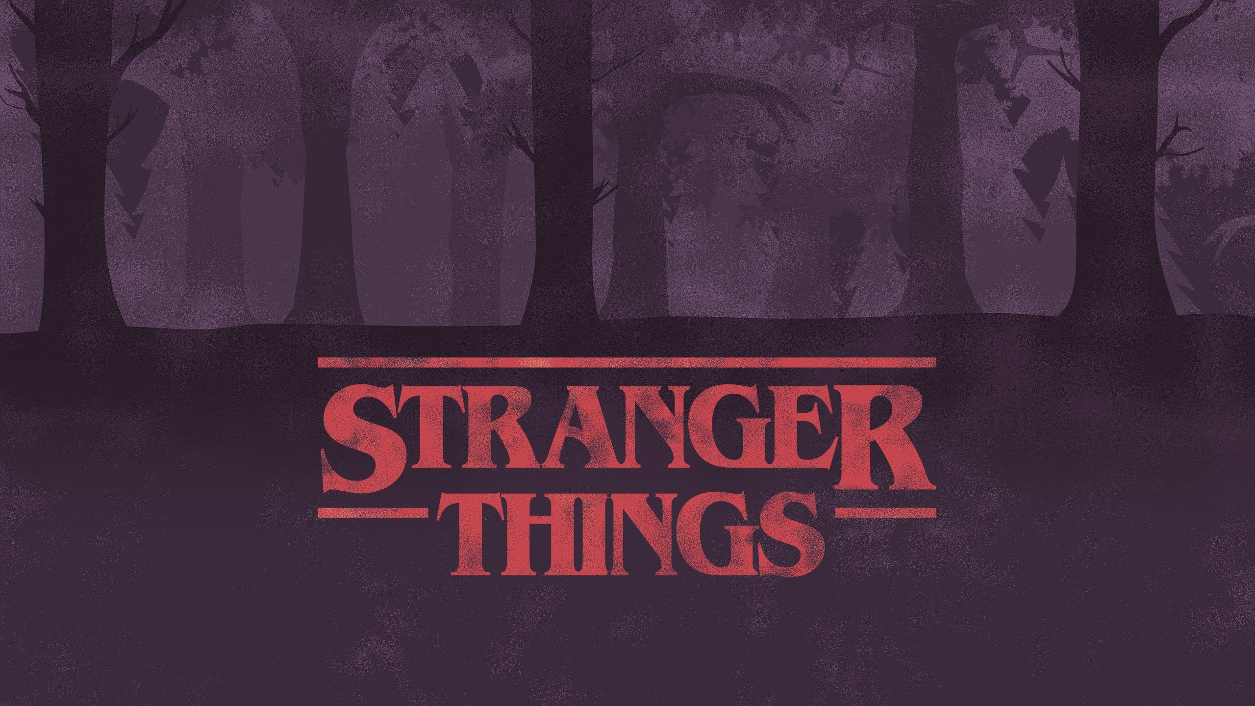 Stranger Things wallpaper Download beautiful 2560x1440