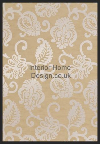 Thibaut Wallpaper   Richmond Wallpaper   Sprauer T4177 Dark Sand buy 350x500
