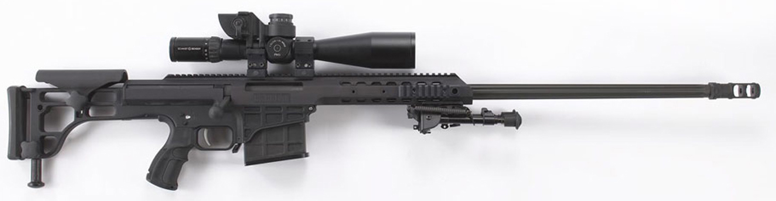 Magnum Sniper Rifle Wallpaper