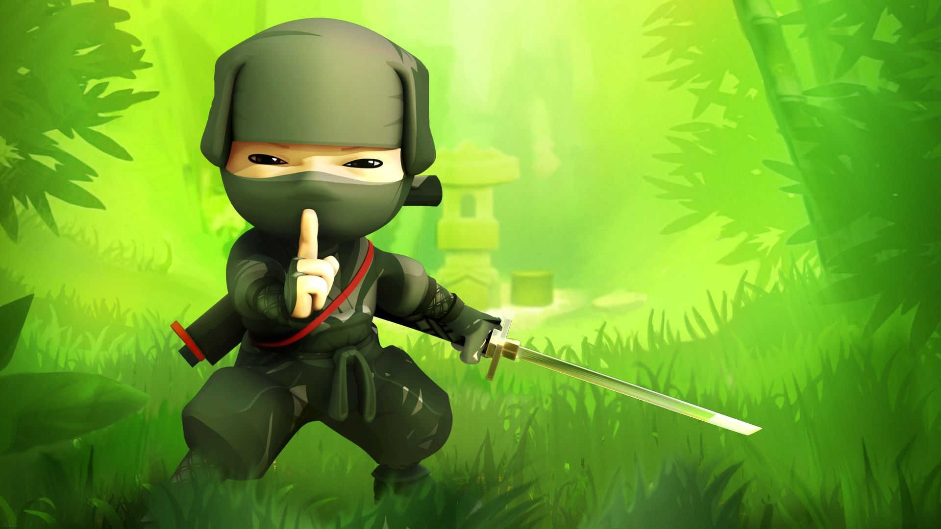 Cool Ninja Cartoon Wallpapers   Top Cool Ninja Cartoon 1920x1080