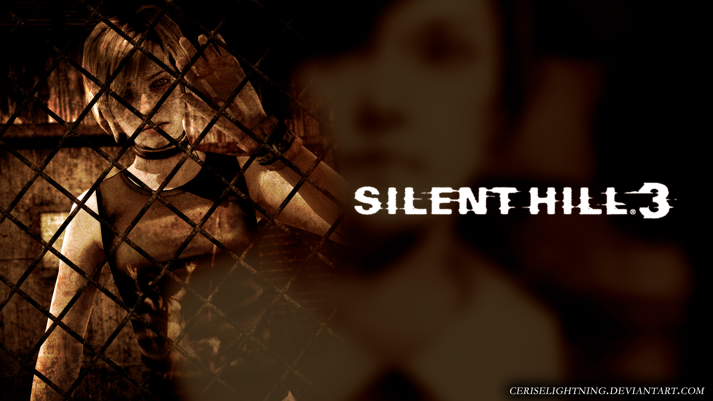 Silent Hill 3 Wallpaper by ceriselightning 2970x1671