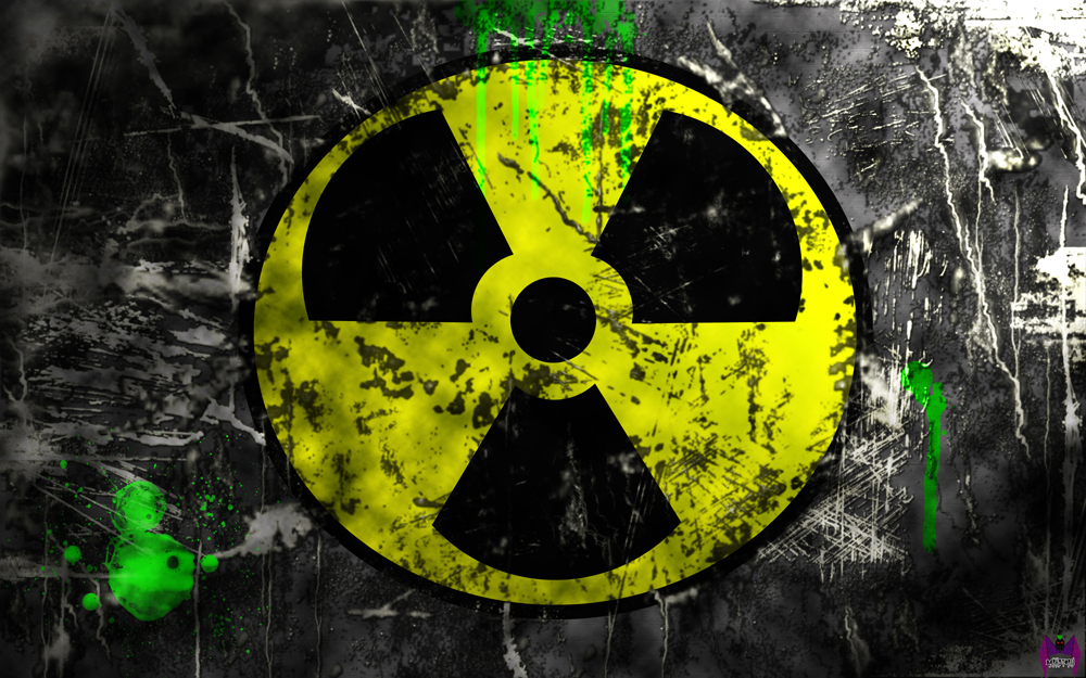 Radioactive Zombie Wallpaper Radiation Wallp...