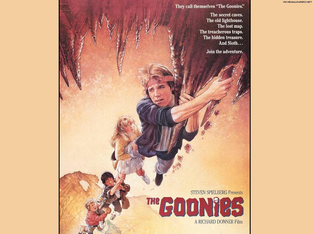 The Goonies   80s Films Wallpaper 328132 1024x768