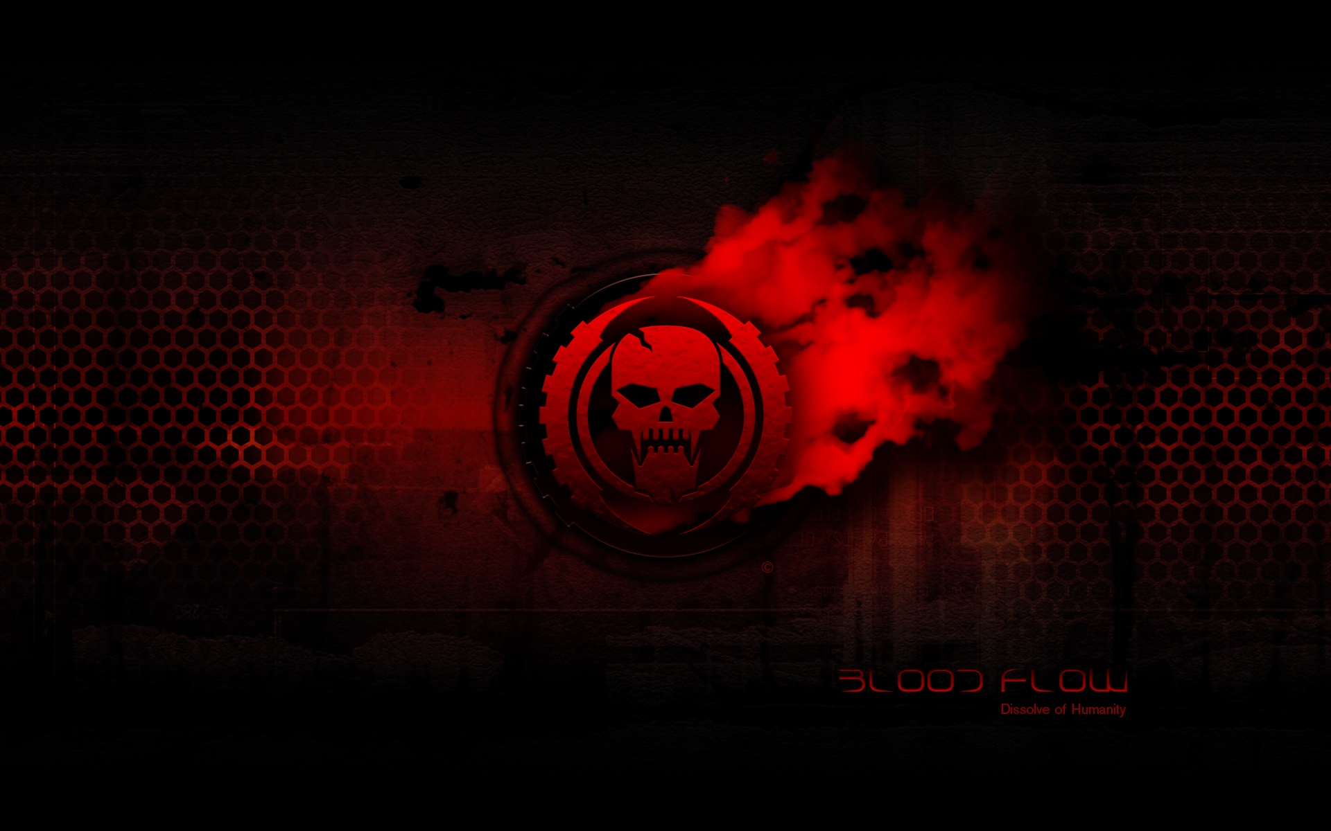 Blood Red Wallpaper - WallpaperSafari