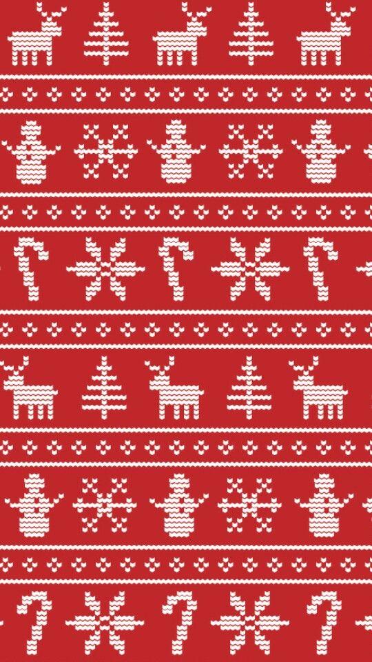 Cute Christmas Phone Wallpaper - WallpaperSafari