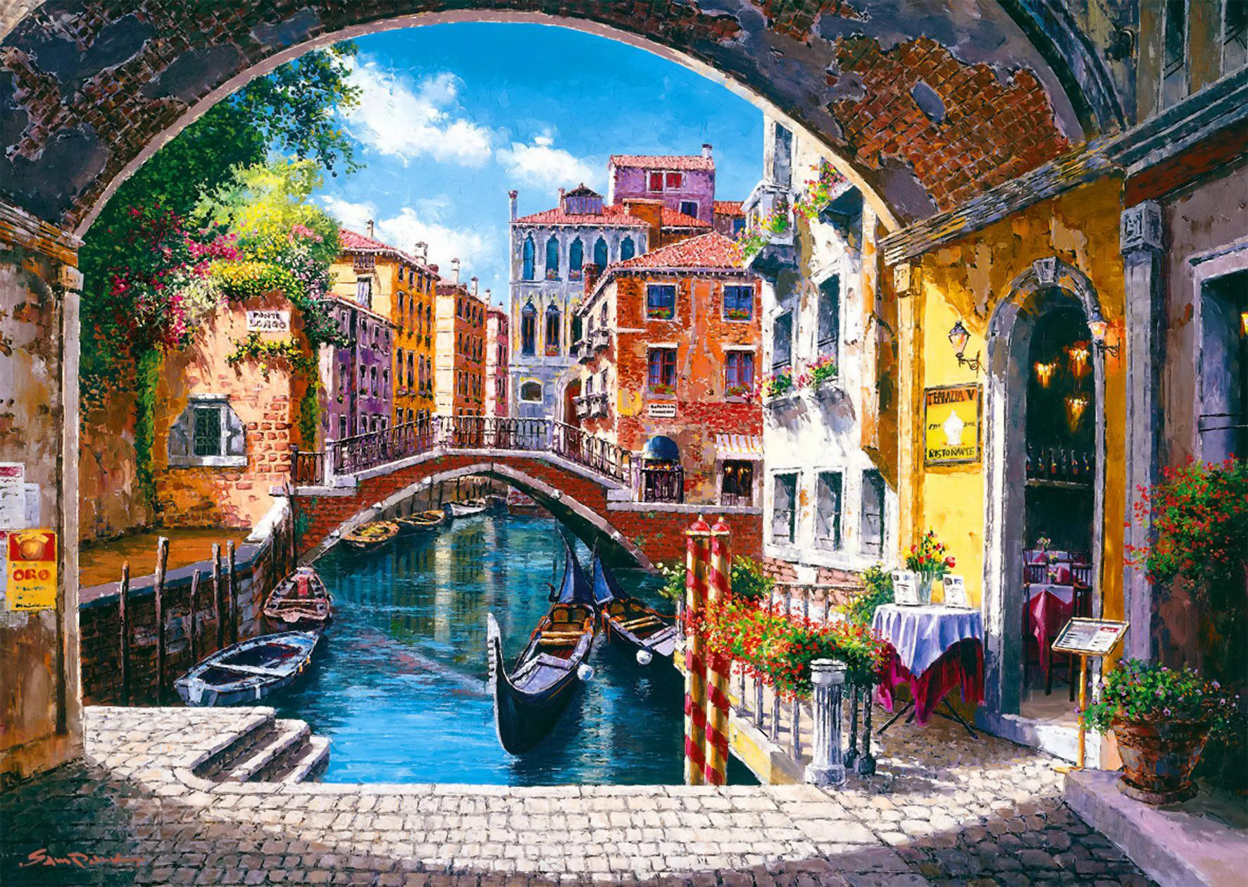50 Venice Painting Wallpapers   Download at WallpaperBro 1772x1259