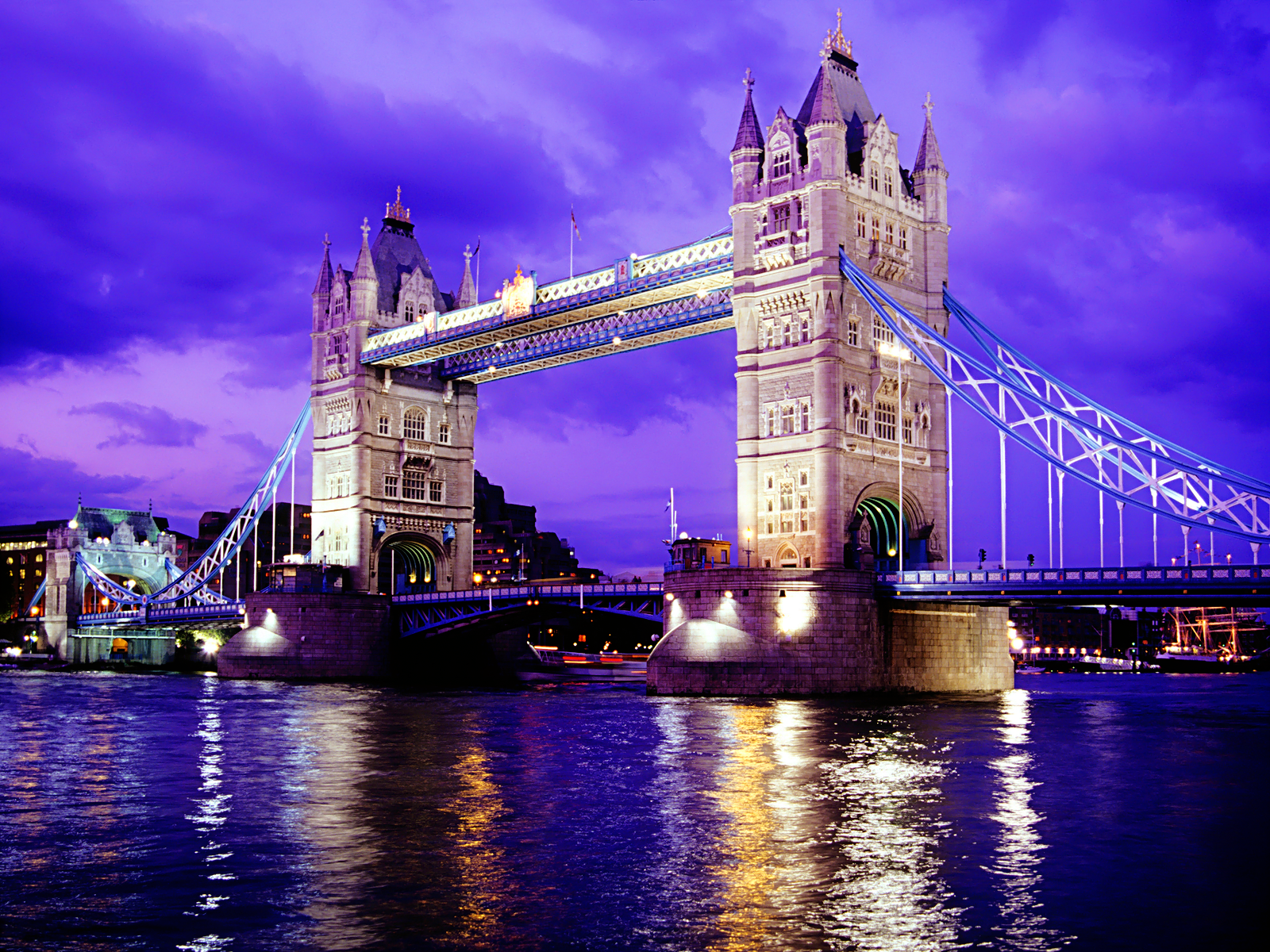 Tower Of London Bridge Wallpaper