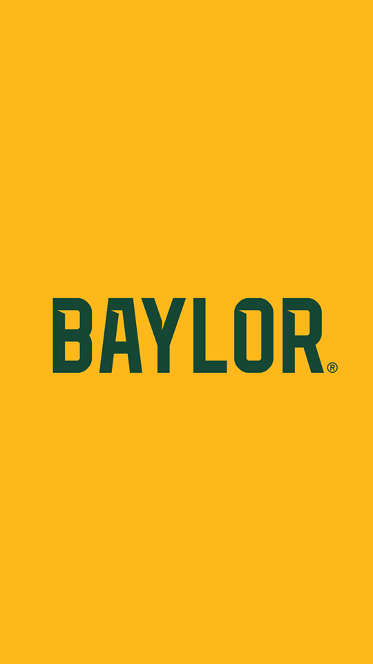 New brand New wallpapers for your   Baylor University Facebook 540x960