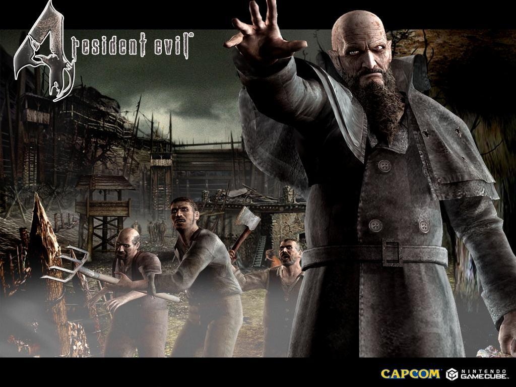 resident evil 4 resident evil 4 um jogo feito para quem gosta de 1024x768