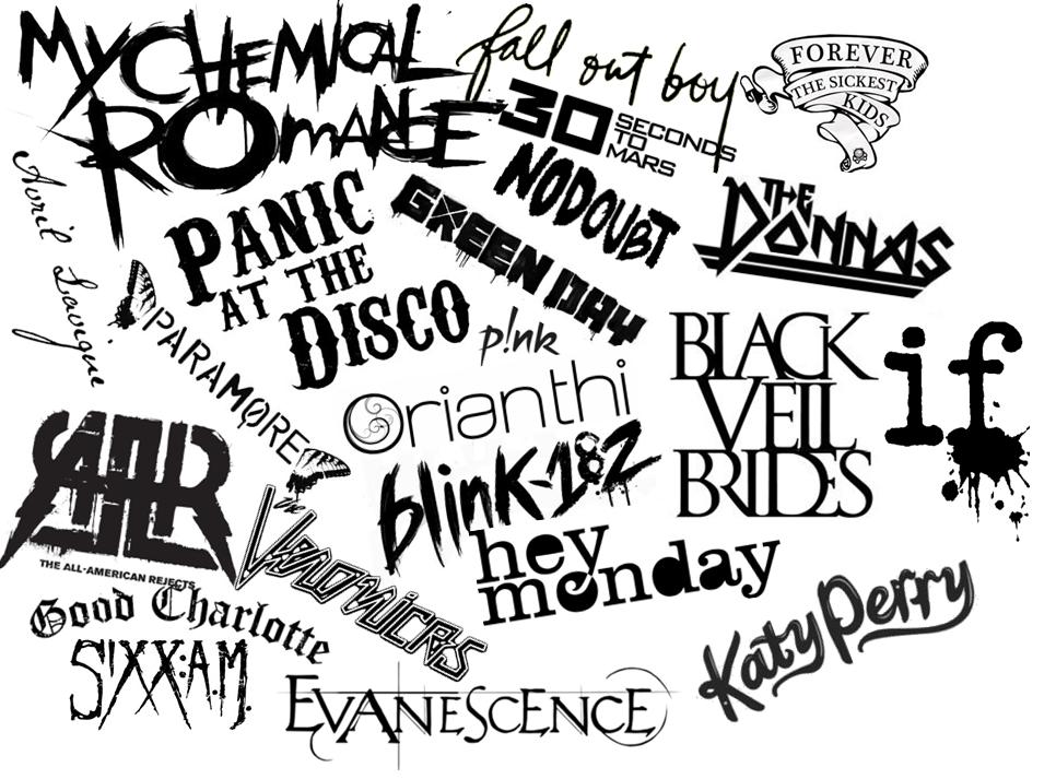 My favorito bandssingers   mydeadsummer fan Art 29927568   fanpop 966x713
