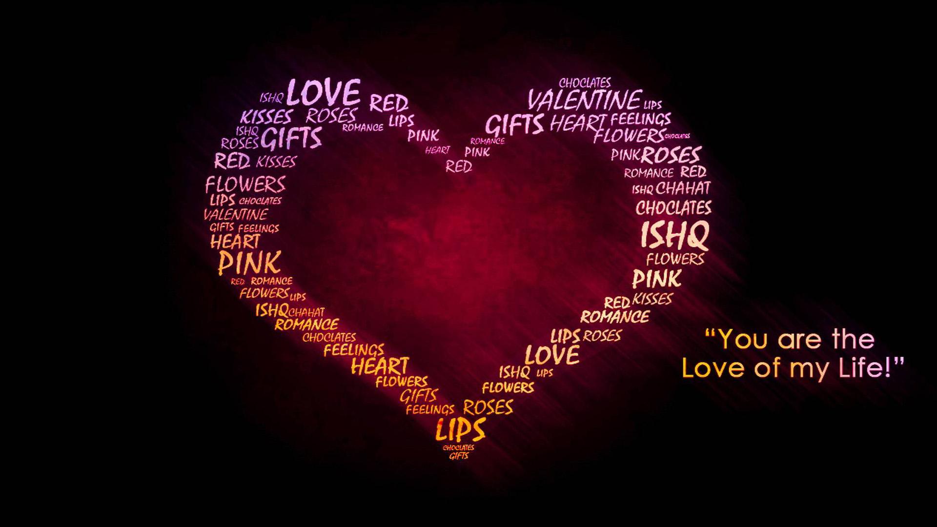 Broken Heart Quotes Wallpaper HD Download 1920x1080