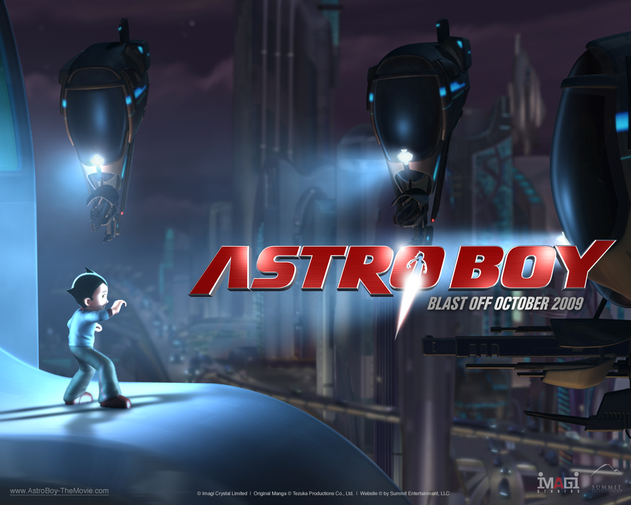 Astro Boy Wallpaper HD Backgrounds Images Pictures 1280x1024