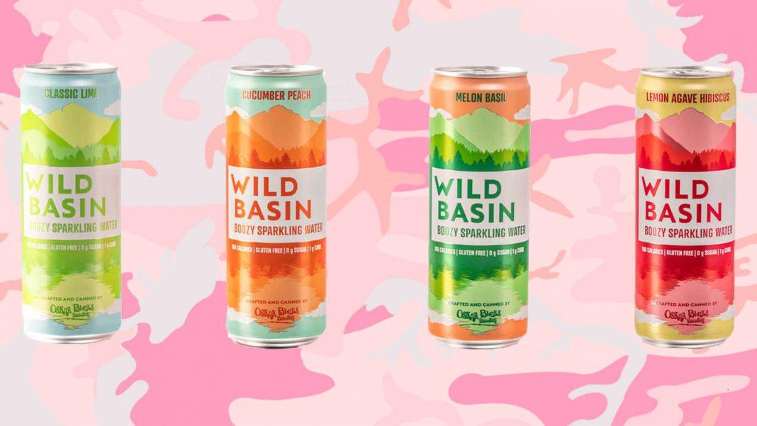 Oskar Blues Brewery Launches Vegan LaCroix Style Wild Basin 1068x601