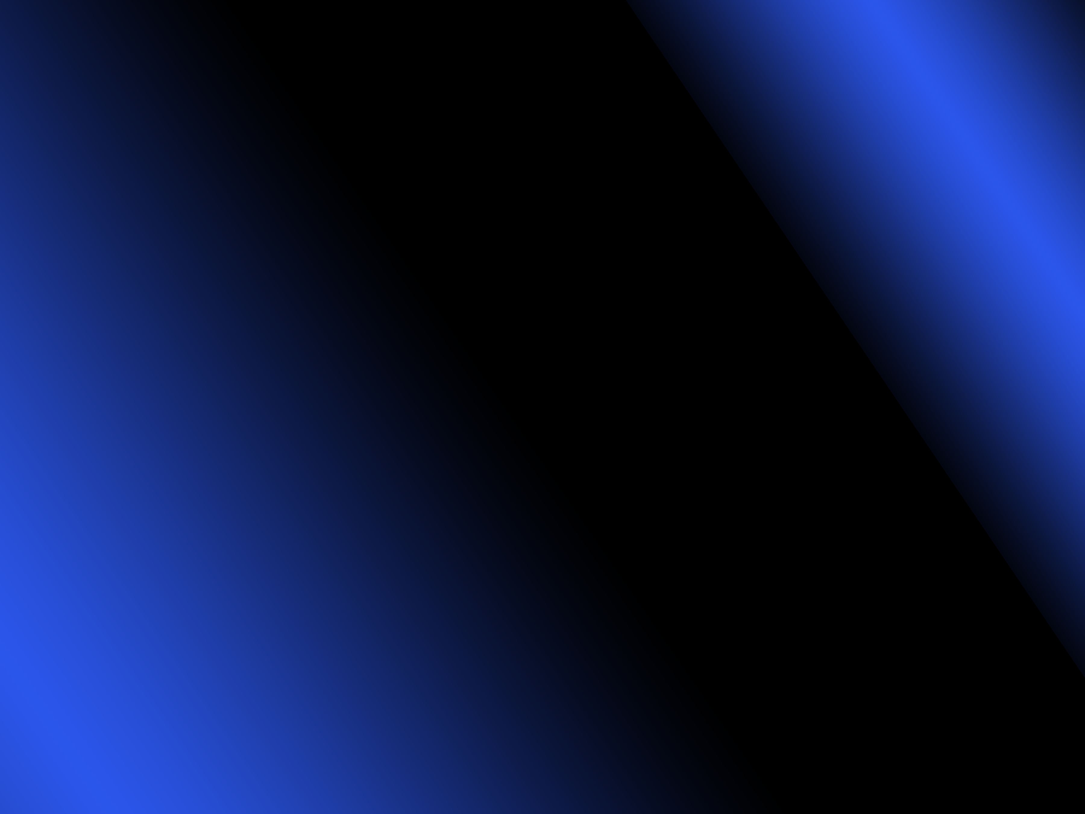 Neon Blue Wallpapers 3600x2700