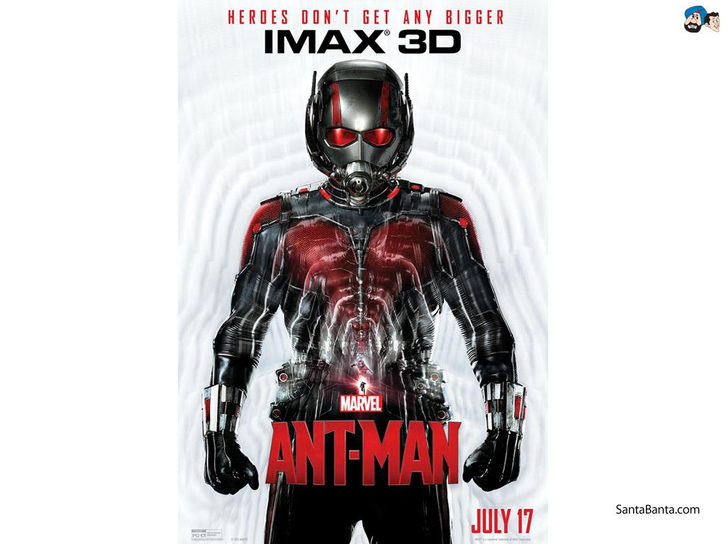 Ant Man Movie Wallpaper 5 1024x768
