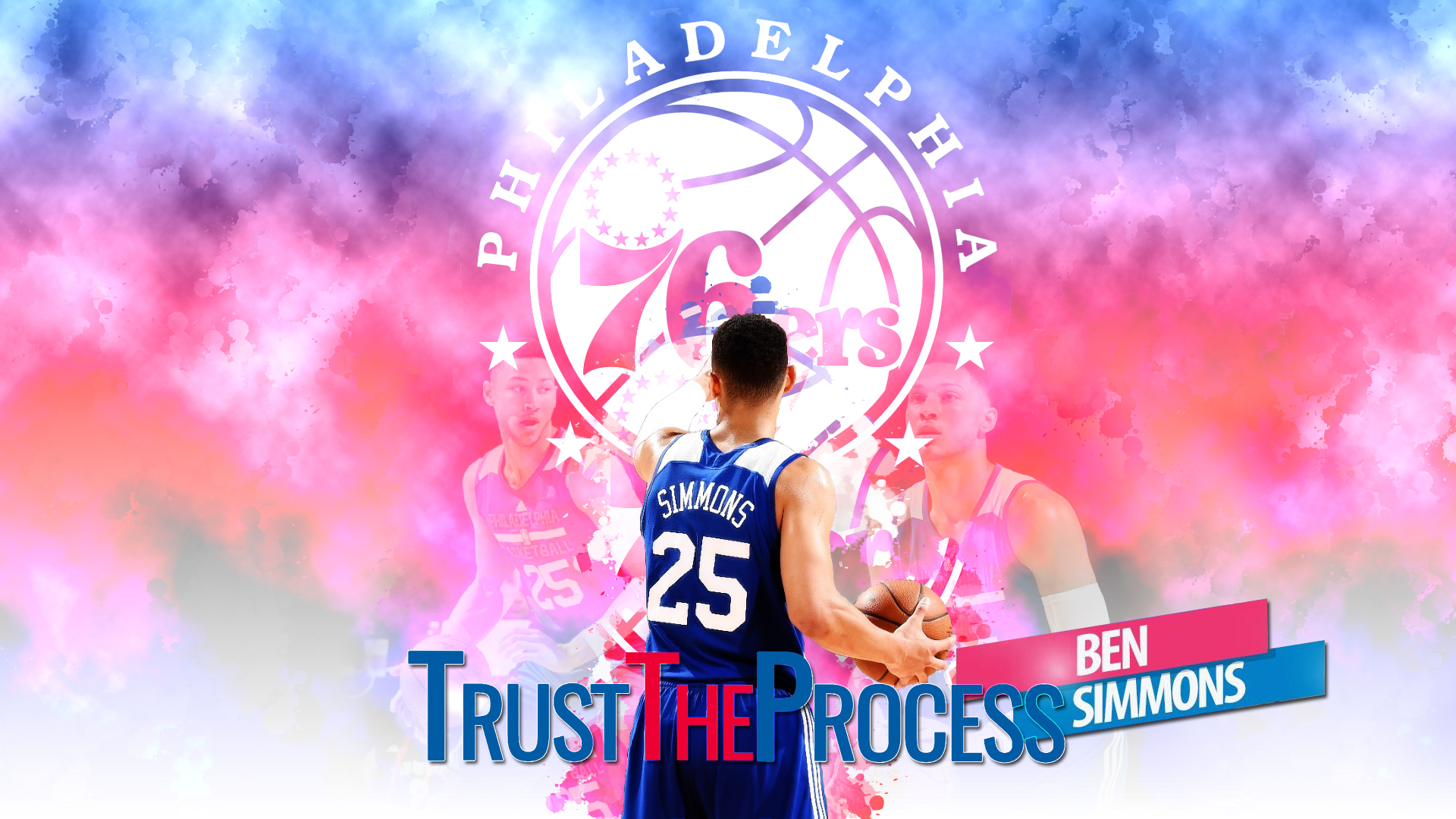Ben Simmons by iNfacTion 1920x1080