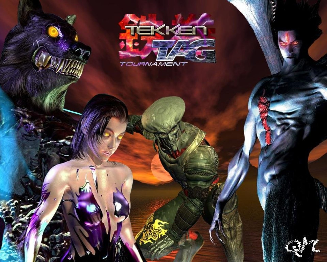 Tekken Tag Wallpapers   Download Tekken Tag Wallpapers   Tekken 1280x1024